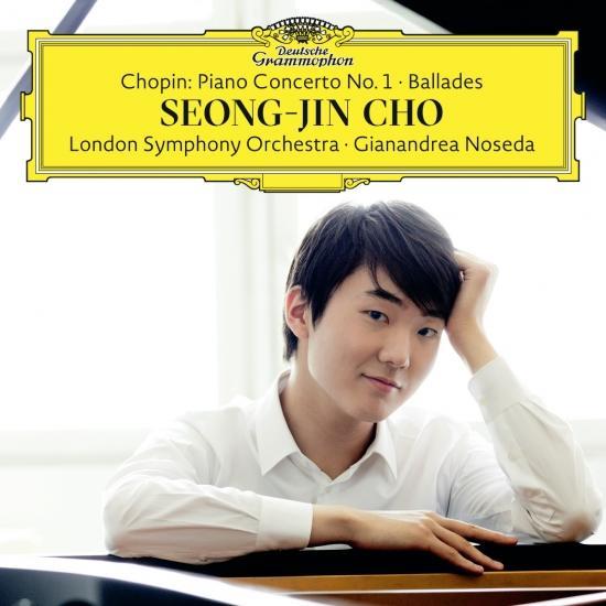 Cover Chopin: Piano Concerto No. 1; Ballades (Deluxe)