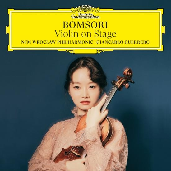 Cover Violin on Stage