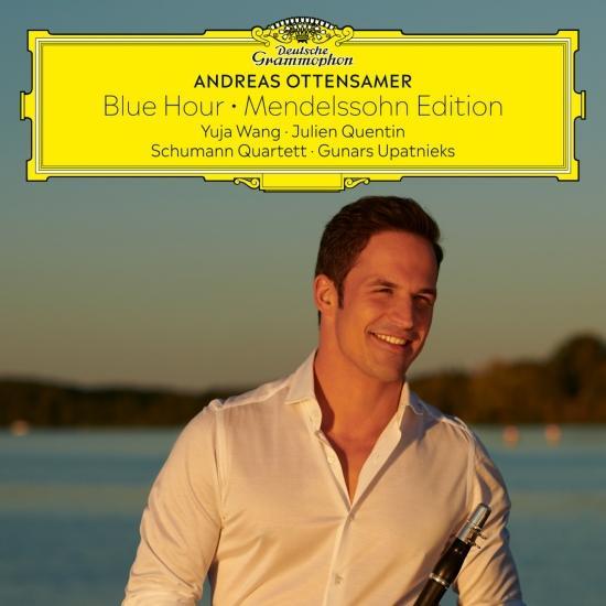 Cover Blue Hour: Mendelssohn Edition