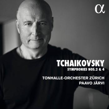 Cover Tchaikovsky: Symphonies Nos. 2 & 4