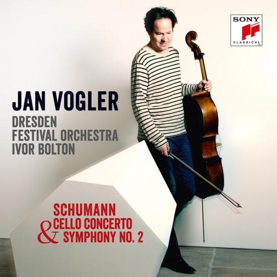 Cover Schumann: Cello Concerto & Symphony No. 2