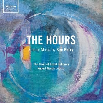Cover Ben Parry: The Hours