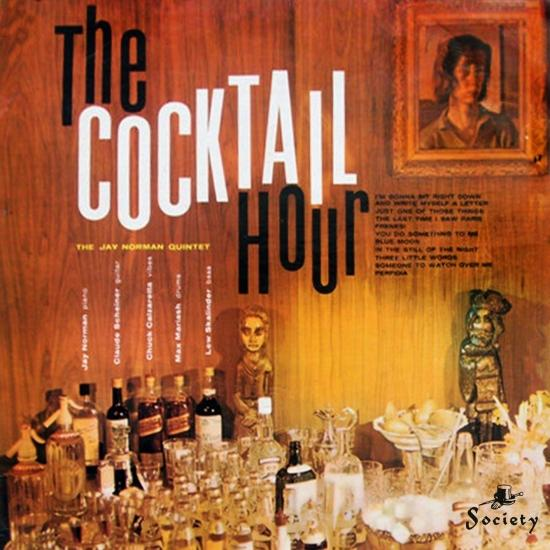 Cover The Cocktail Hour (Remastered)