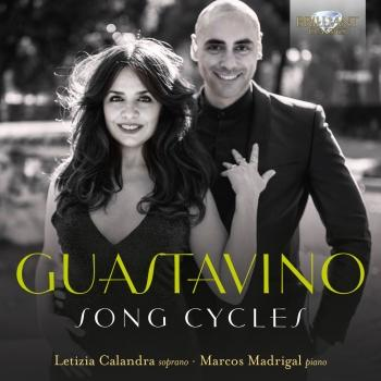 Cover Guastavino: Song Cycles