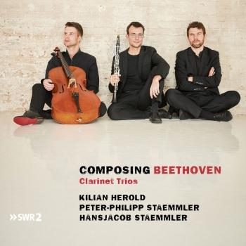 Cover Composing Beethoven