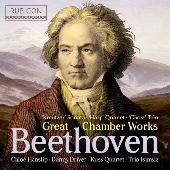 Cover Beethoven: Great Chamber Works