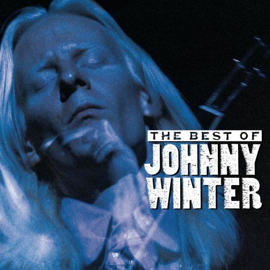 Cover The Best Of Johnny Winter