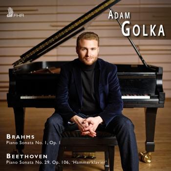 Cover Brahms & Beethoven: Piano Sonatas