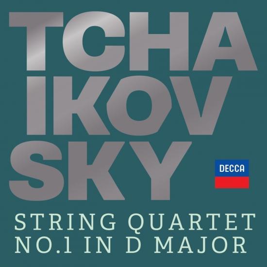 Cover Tchaikovsky: String Quartet No. 1 in D Major, Op. 11