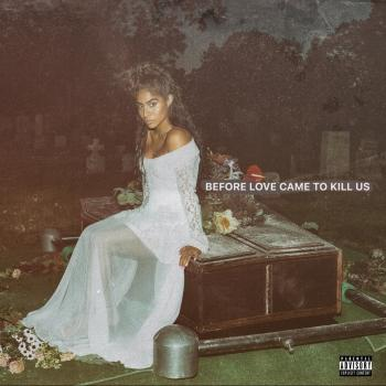 Cover BEFORE LOVE CAME TO KILL US