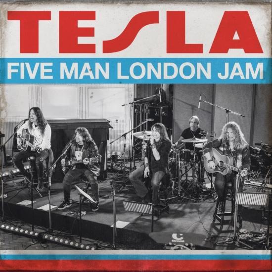 Cover Five Man London Jam