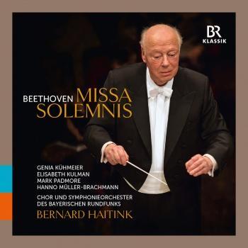 Cover Beethoven: Missa solemnis, Op. 123 (Live)