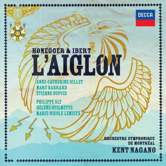 Cover L'Aiglon (Live In Montreal - 2015)