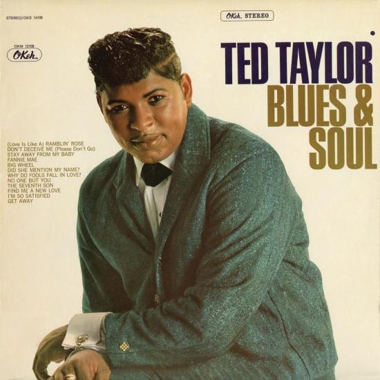 Cover Blues & Soul