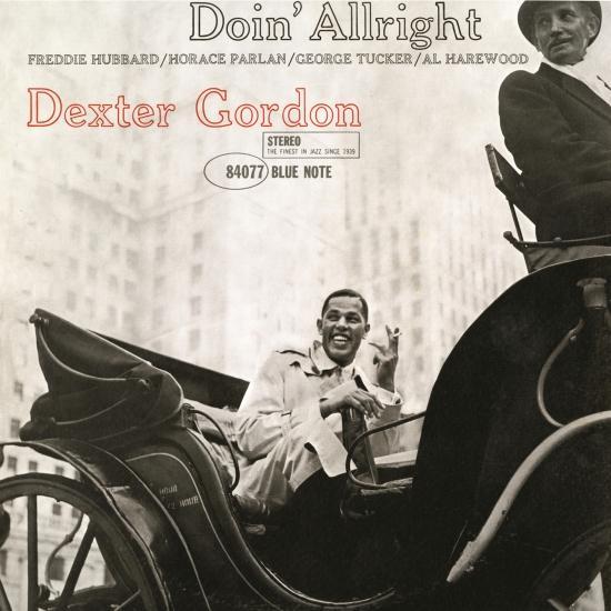 Cover Doin' Allright