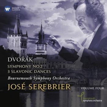 Cover Dvorák: Symphony No. 2 & 3 Slavonic Dances