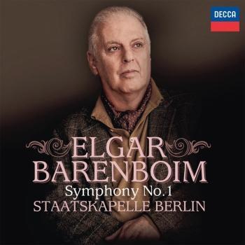 Cover Elgar: Symphony No.1 in A Flat Major, Op.55