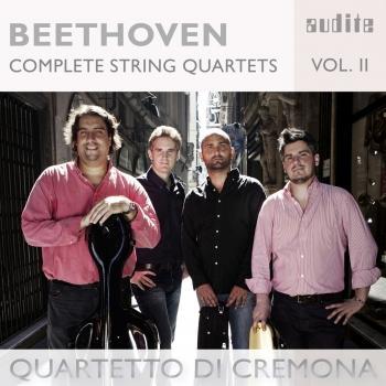 Cover Beethoven: Complete String Quartets, Vol. 2