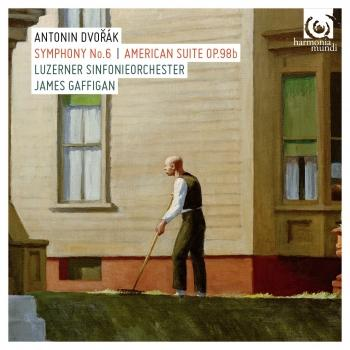 Cover Dvorak: Symphony No. 6. American Suite, Op. 98b