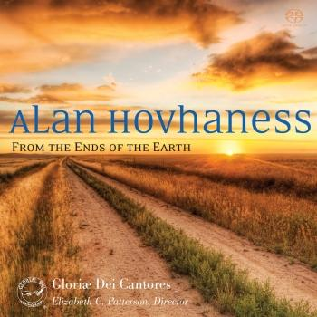 Cover Alan Hovhaness: From the Ends of the Earth