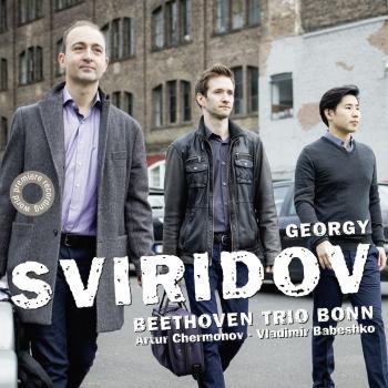 Cover Georgy Sviridov: Chamber Music