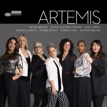 Cover Artemis