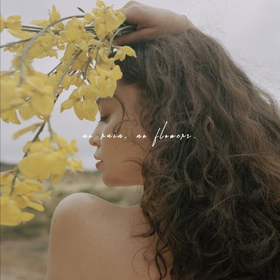 Cover No Rain, No Flowers