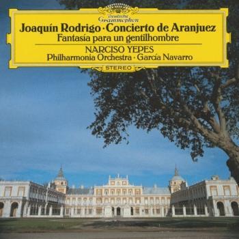 Cover Rodrigo: Concierto di Aranjuez