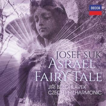 Cover Suk: Asrael Symphony; Pohádka