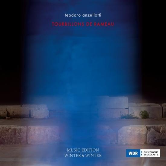Cover Tourbillons de Rameau