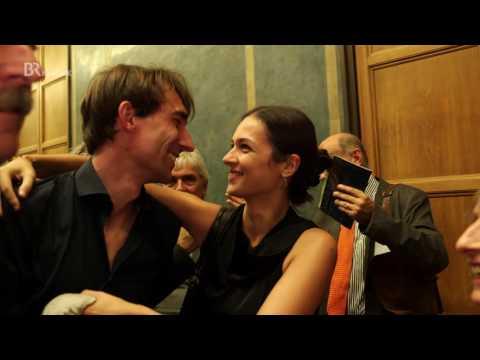 Video ARD-Musikpreis 2016 - Kontrabassist und Preisträger Wies de Boevé