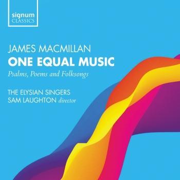 Cover MacMillan: One Equal Music