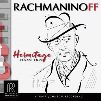 Cover Rachmaninoff: Trio élégiaques & Vocalise (Arr. J. Conus for Piano Trio)