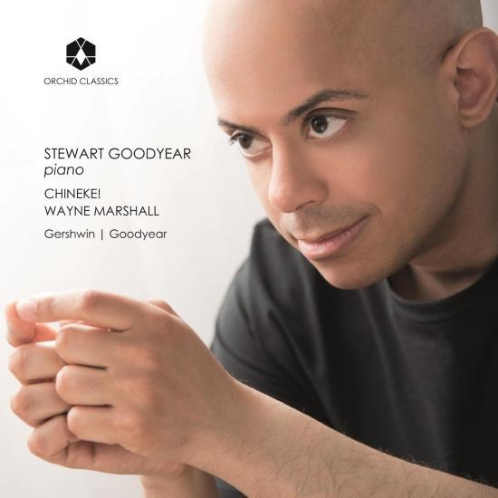 Cover Stewart Goodyear: Callaloo & Piano Sonata - Gershwin: Rhapsody in Blue