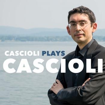 Cover Cascioli Plays Cascioli