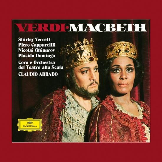 Cover Verdi: Macbeth