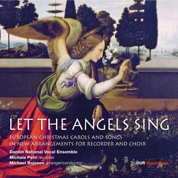 Cover Let the Angels Sing (Arr. M. Bojesen)