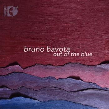 Cover Bruno Bavota: Out of the Blue