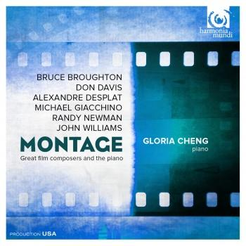 Cover Montage: Great film composers and the piano