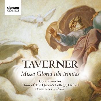 Cover Gloria Tibi Trinitas