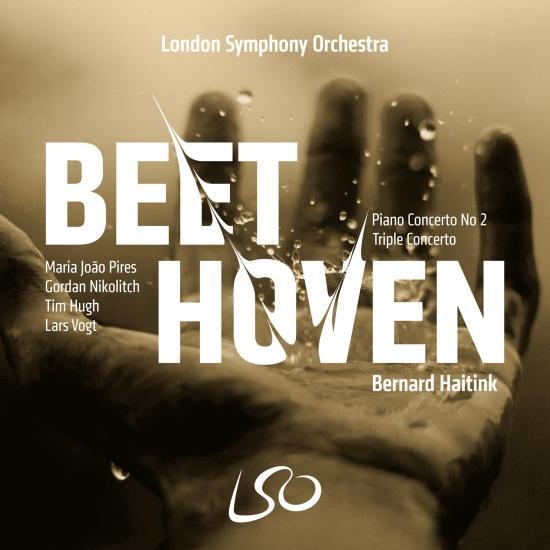 Cover Beethoven: Piano Concerto No. 2 & Triple Concerto