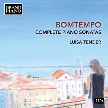 Cover Bomtempo: Complete Piano Sonatas