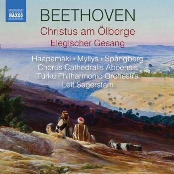 Cover Beethoven: Christus am Ölberge, Op. 85 & Elegischer Gesang, Op. 118