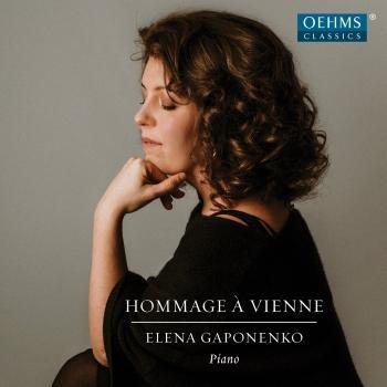 Cover Hommage à Vienne