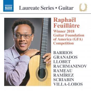 Cover Guitar Recital: Raphaël Feuillâtre