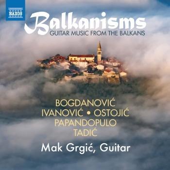 Cover Balkanisms: Guitar Music from the Balkans