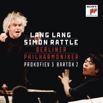 Cover Prokofiev: Piano Concerto No. 3 / Bartók: Piano Concerto No. 2