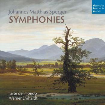 Cover Johannes Matthias Sperger: Symphonies