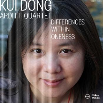 Cover Kui Dong: Differences Within Oneness