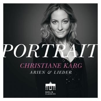 Cover Portrait: Arien und Lieder
